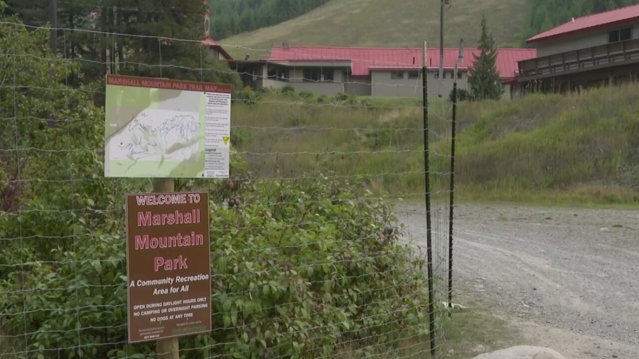 marshall mountain park