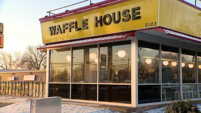 Photos: Shots Fired Into Nashville Waffle House