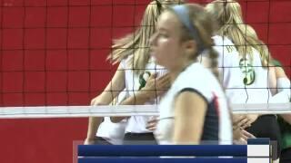 Nebraska State Volleyball: Lincoln Pius X downs Millard South