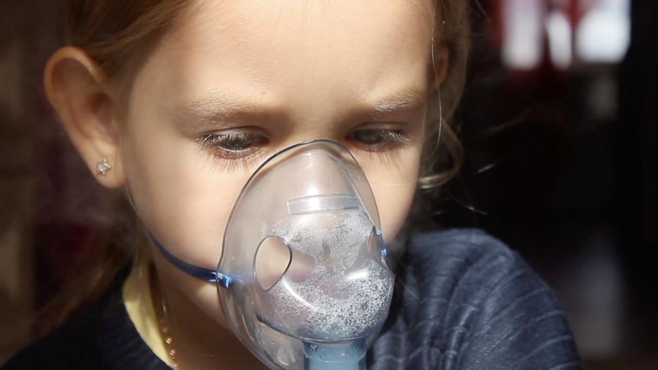 Asthma, breathing problems