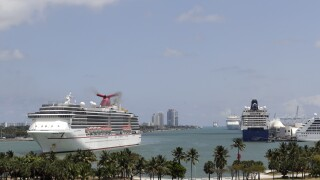 Carnival will not resume cruises until at least October