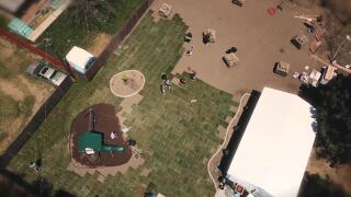 Fox 13 Dream Team transforms backyard for Brigham City family