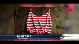 DIY projects to up-cycle those old t-shirts