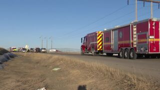 Possible hazardous material investigated at landfill north of Great Falls