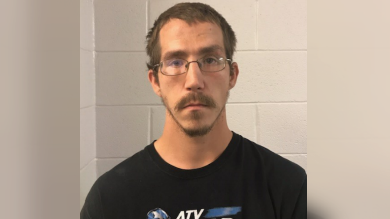Virginia man arrested for sex crimes involving a 14-year-old girl