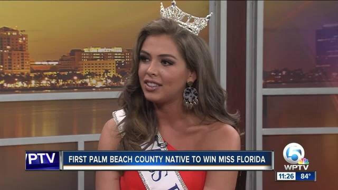 Jupiter native wins Miss Florida
