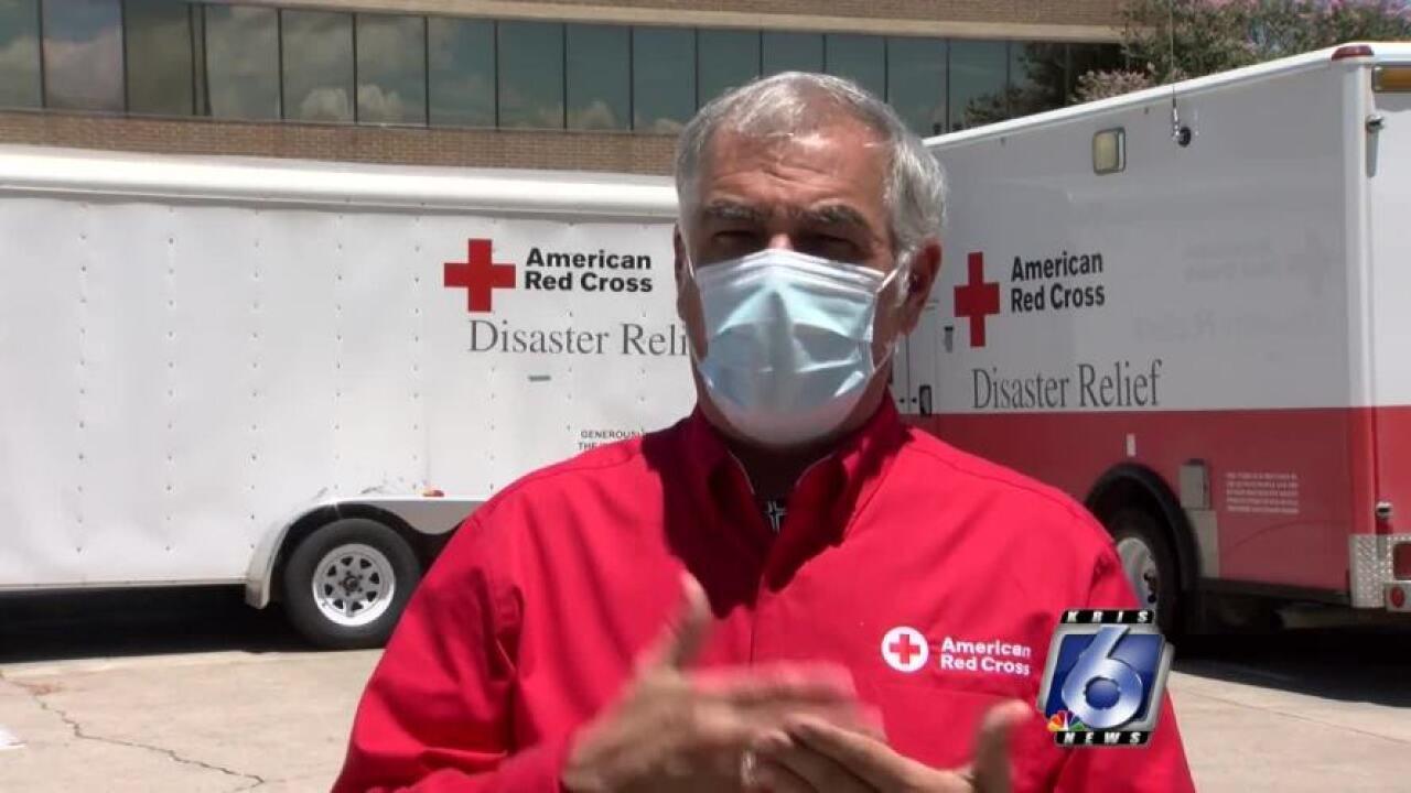 American Red Cross searching for volunteers