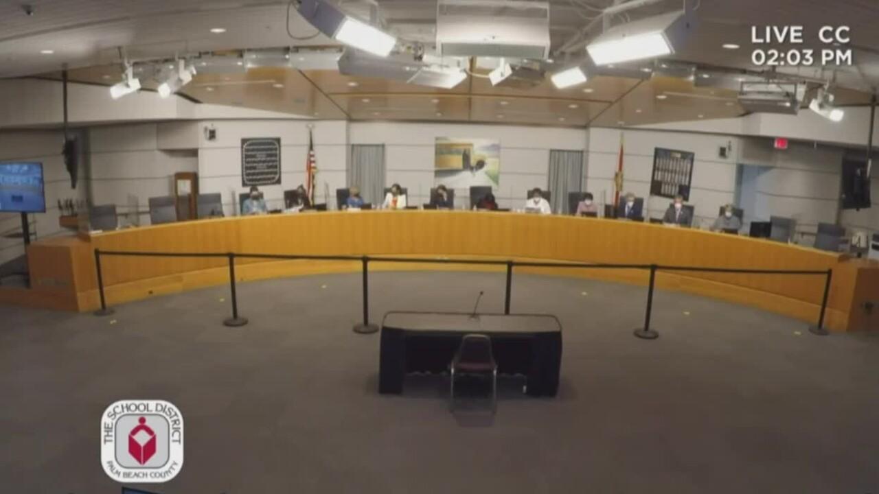 The Palm Beach County School Board meets on Aug. 25, 2021.jpg
