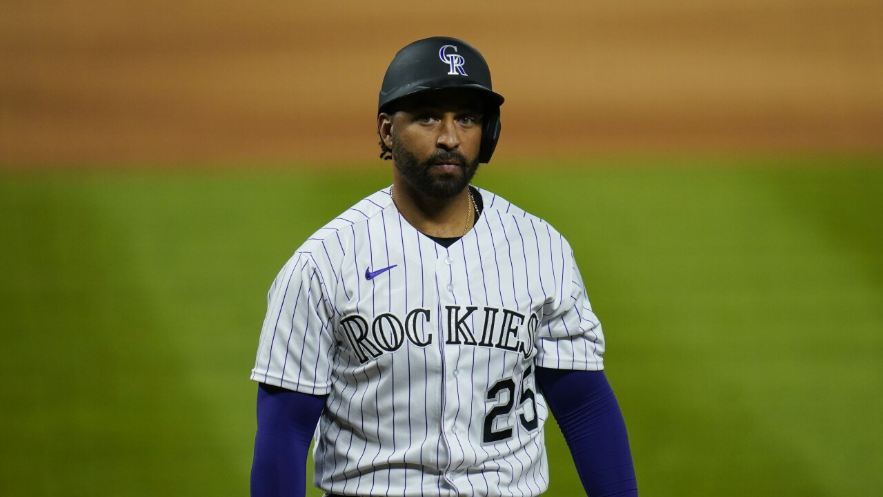 Matt Kemp Rockies