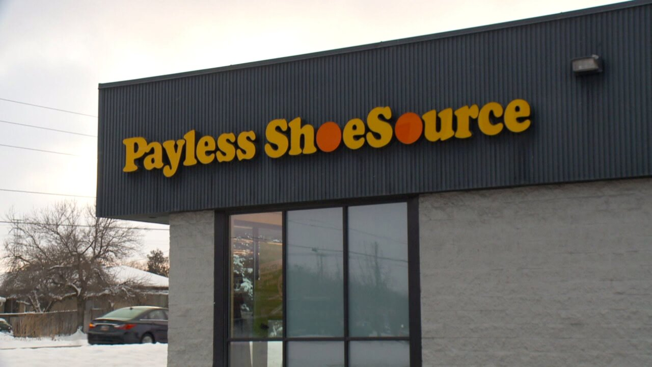 Payless ShoeSource is filing for bankruptcy; 3 Utah locations to close