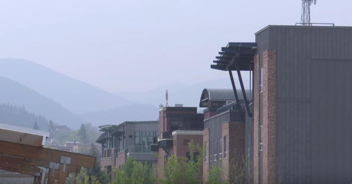 Montana health leaders warn about smoke exposure as wildfires burn