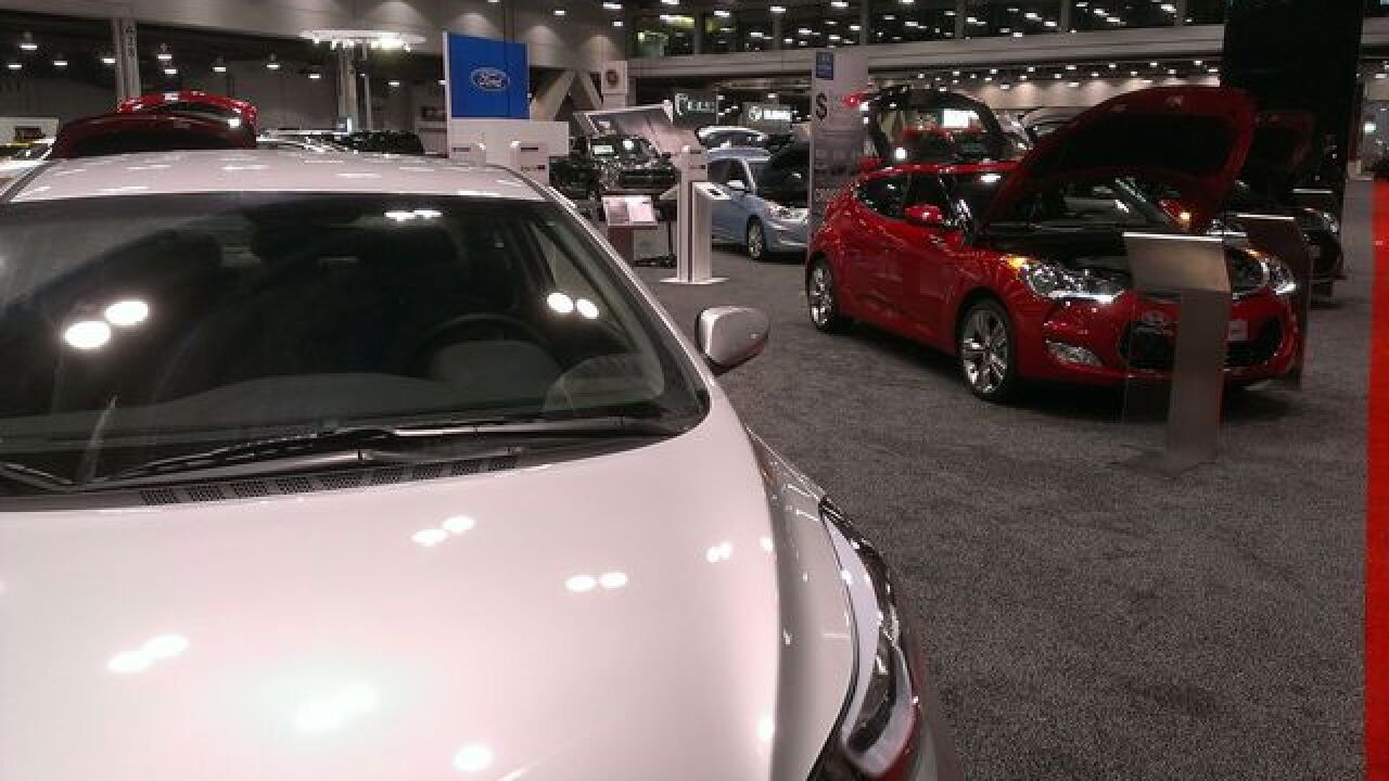 4 great cars to check out at Cincy's Auto Expo