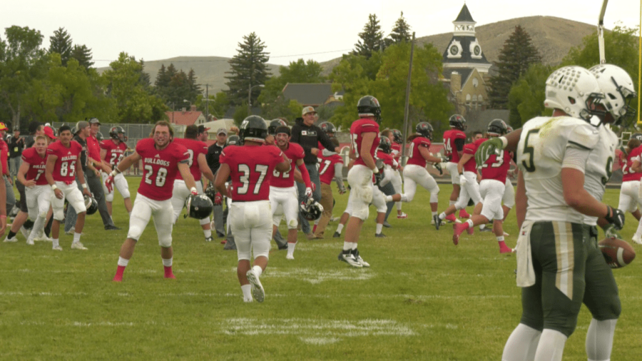 Montana Western sweeps Frontier Conference football awards