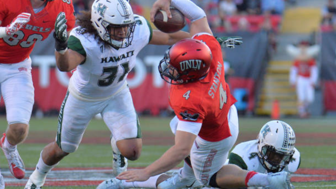 Lions pick Hawaii linebacker Jahlani Tavani in second round