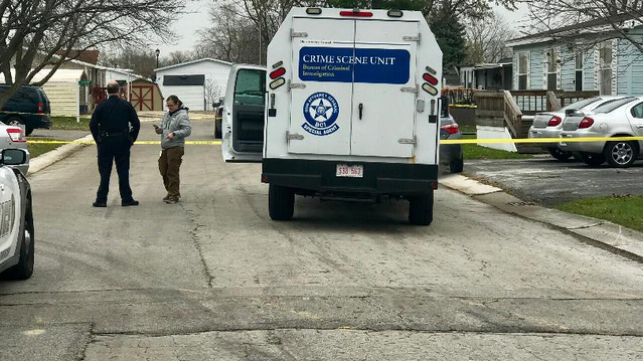 Reporter in Ohio found fatally wounded