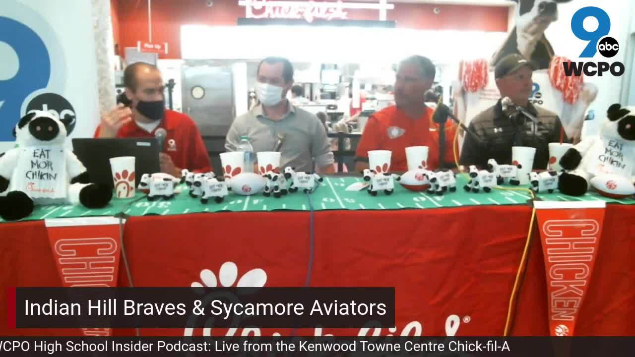 Indian Hills Braves and Sycamore Aviators on the High School Insider p