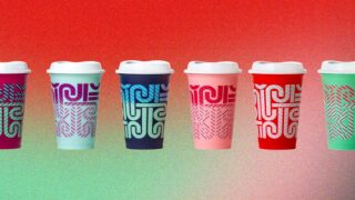 Starbucks Launched Color-changing Holiday Cups
