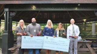 2020 Hillsdale County Teacher of the Year award
