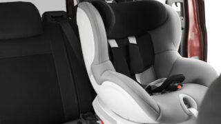 Checking your child's car seat during Child Passenger Safety Week