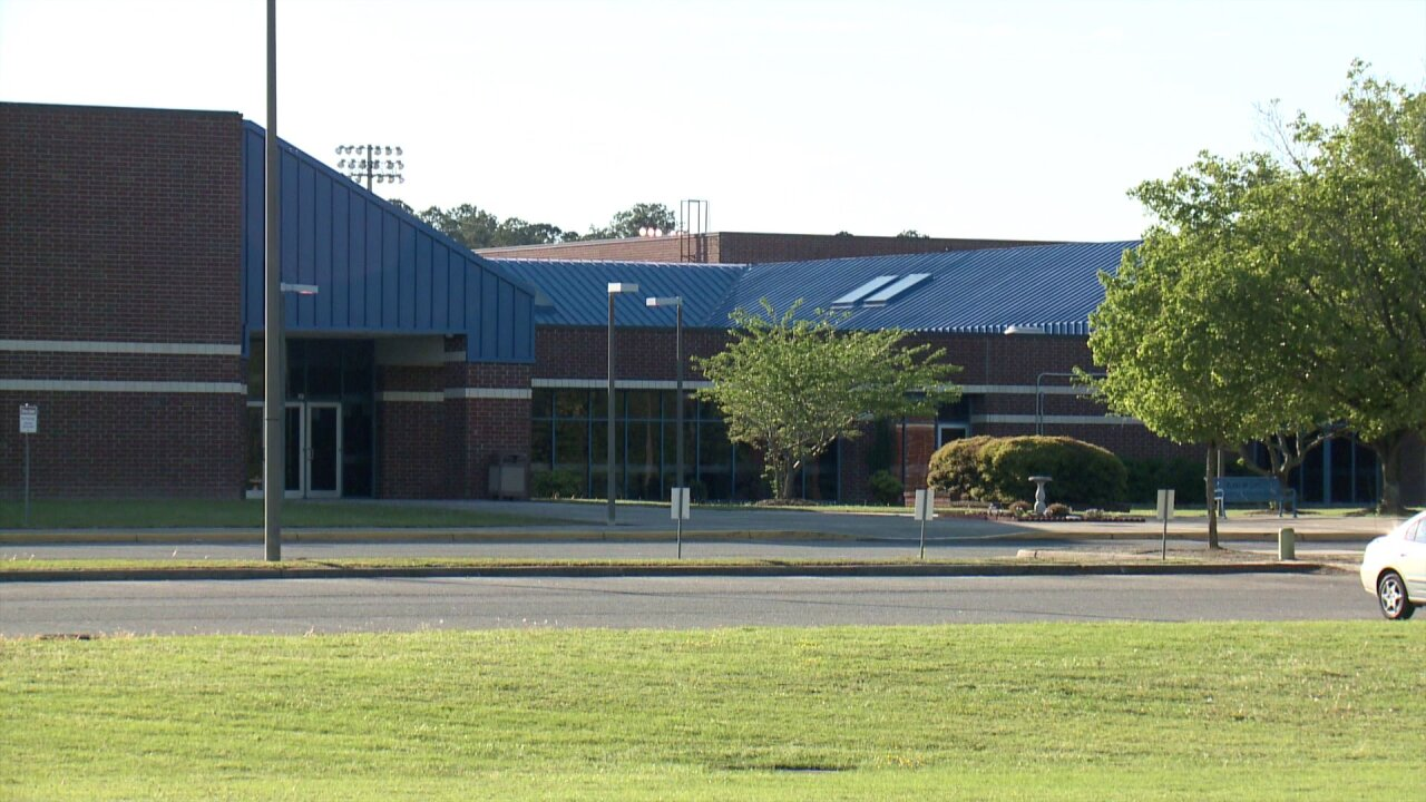 Police: Teen arrested after girl allegedly sexually assaulted inside Suffolk high school