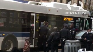 MTA bus shooting