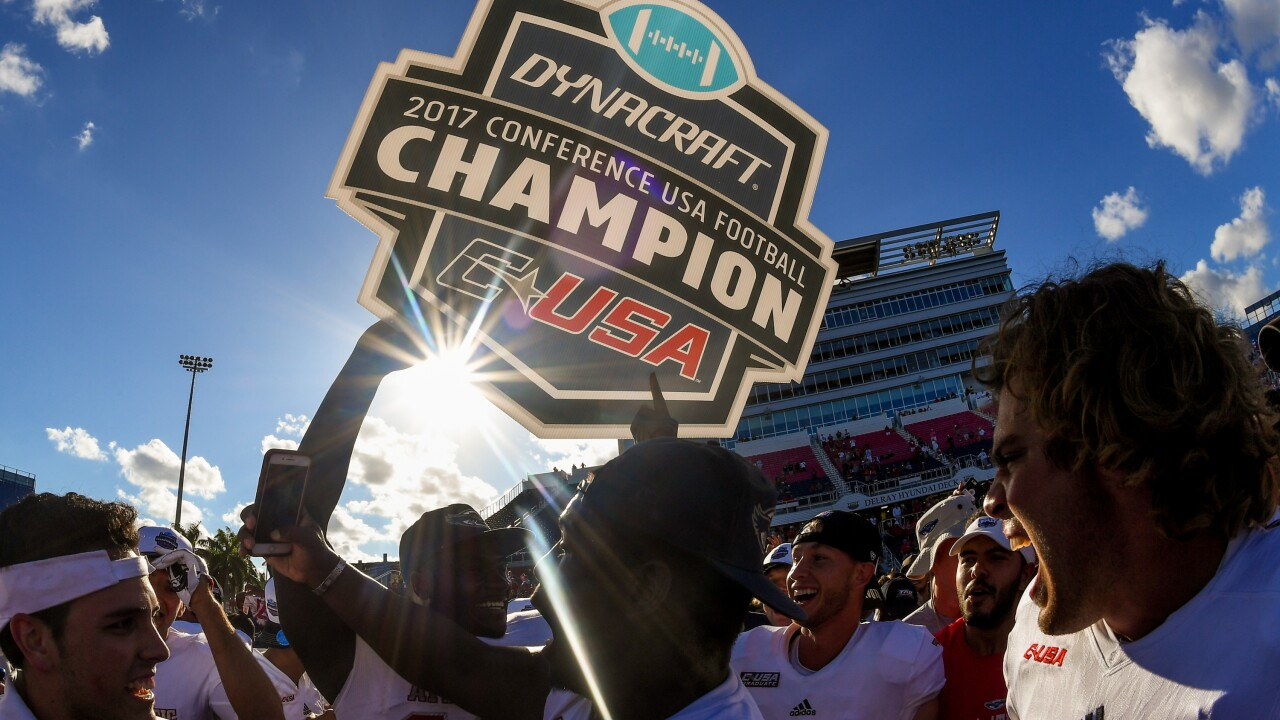 Conference USA partners with NFL Network for 10 league football games