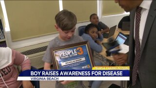 People taking action: Virginia Beach boy writes to his councilman to make a difference