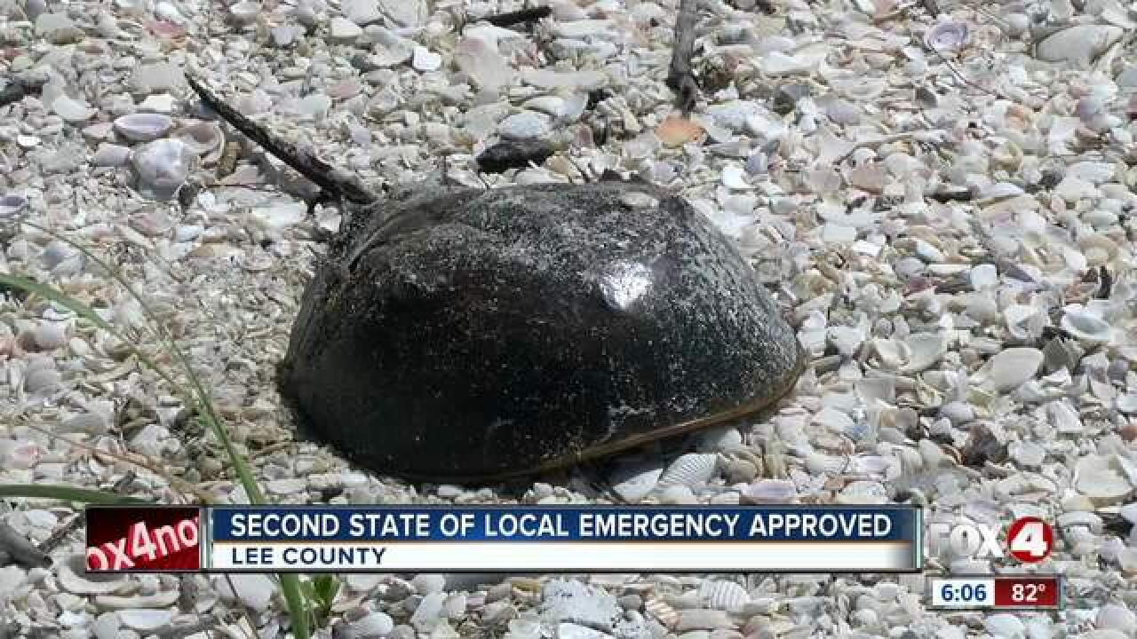 Lee Co. approves second State of Emergency