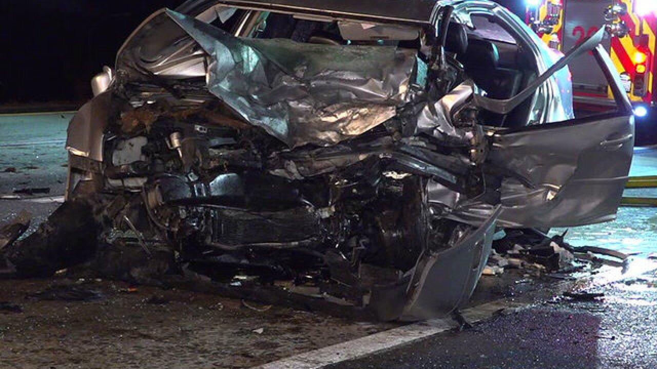 CHP reverses blame in fatal wrong-way I-5 crash