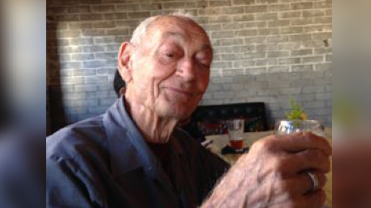 SILVER ALERT: Police searching for missing 84-year-old man