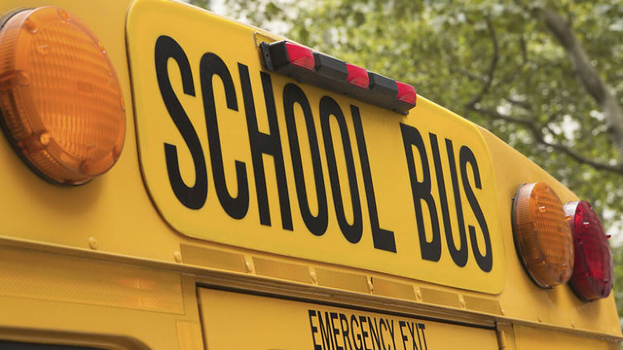 Parents found dead after 7-year-old tells bus driver she couldn't wake them, police say