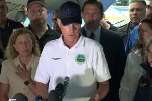Surfside Mayor Charles Burkett speaks at a news conference on June 28, 2021.jpg