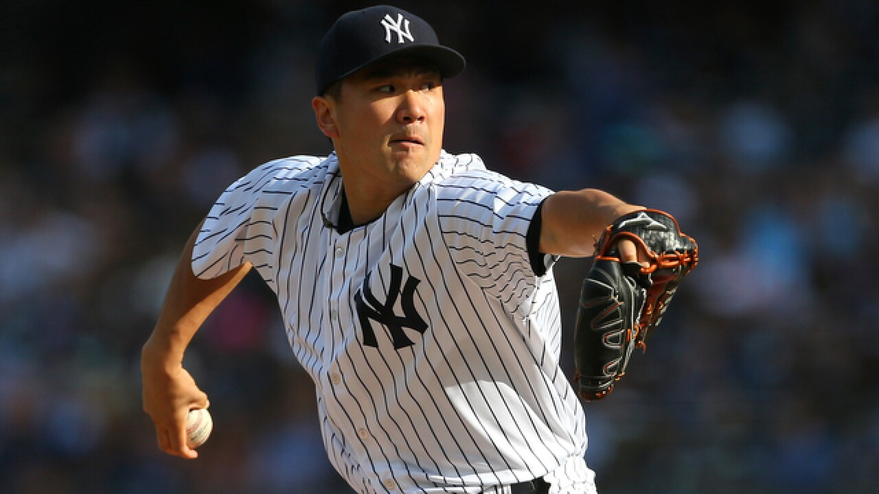Tanaka, Torres lead Yankees over Tigers; McCutchen hitless