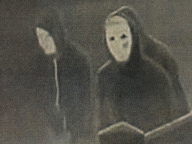 Masked Suspects