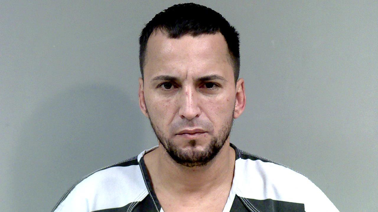 Jose Velez charged with theft and authorities are waiting for him to respond to court summons