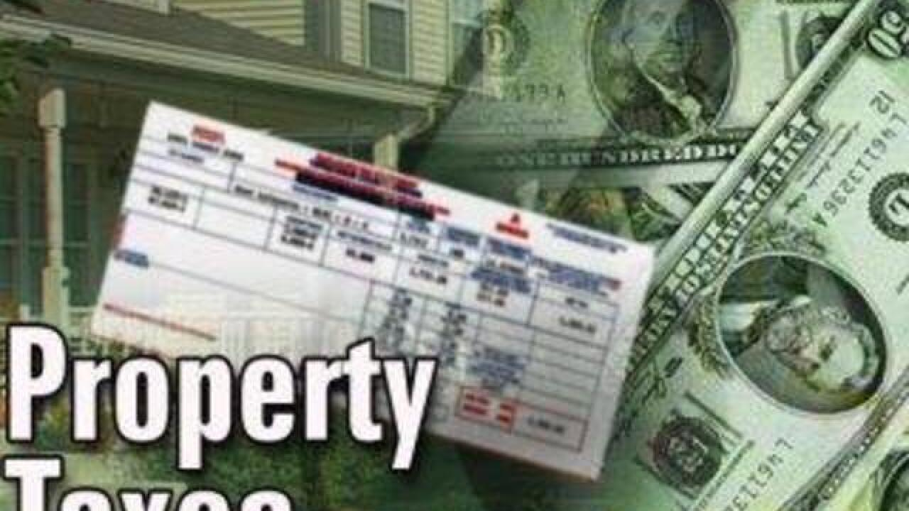 Fall property taxes are due Tuesday in many counties