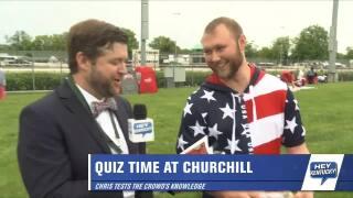 """""""Chris Tomlin's Derby 145 Trivia!!!"""""""