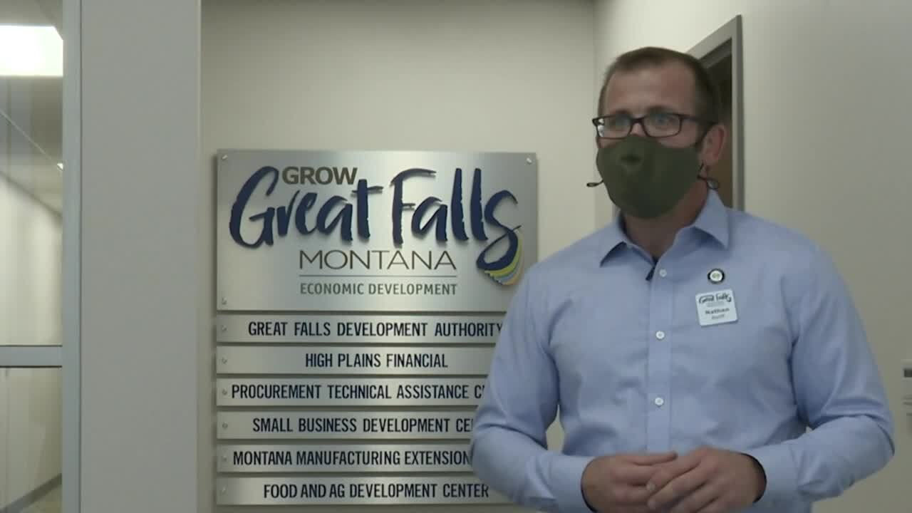 Nathan Reiff, GFDA Small Business Development Center