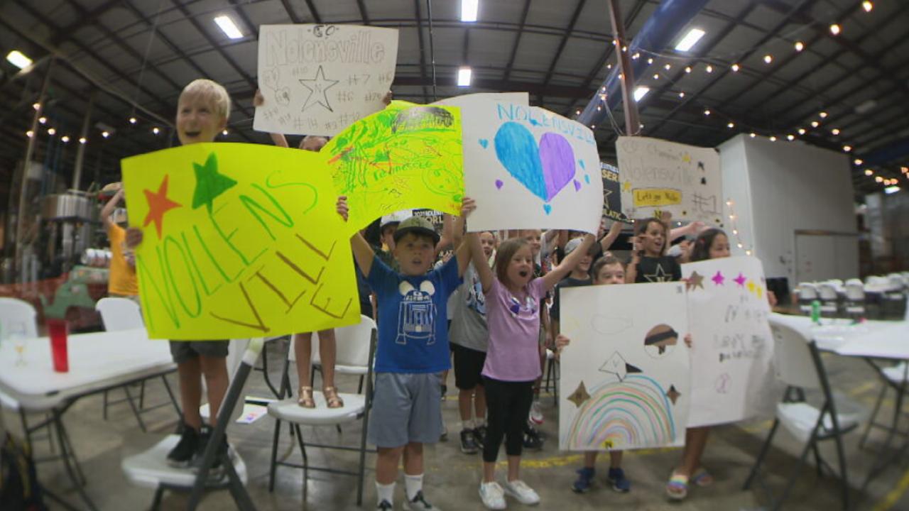 Nolensville fans gather on eve of Little League World Series