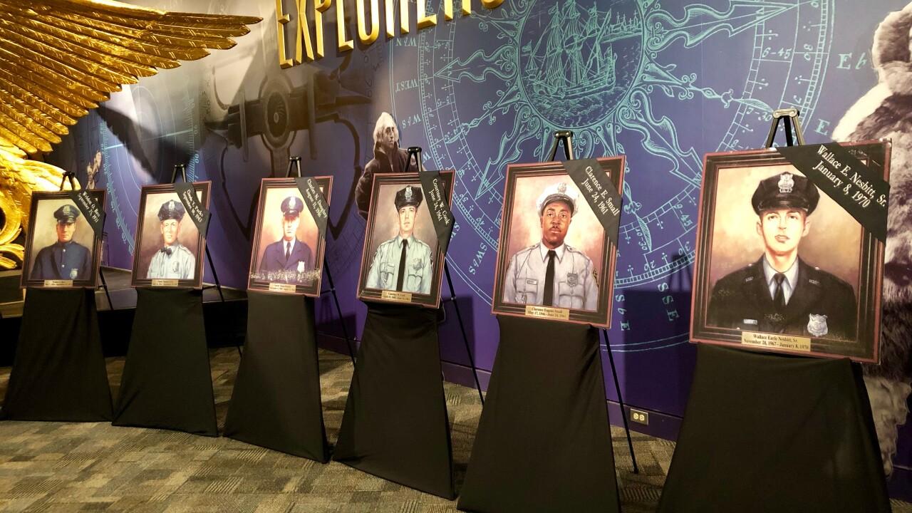Newport News honors fallen officers during National PoliceWeek