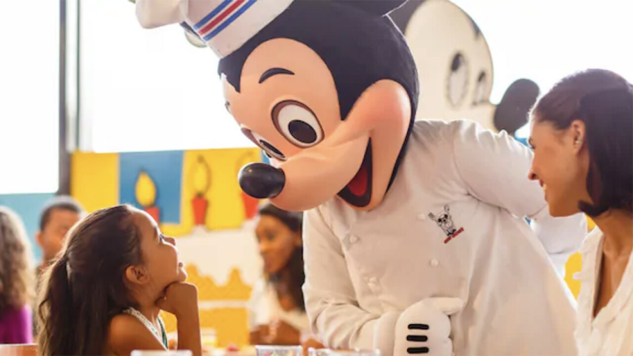 Disney Deal Kids Eat Free When You Buy Vacation Package