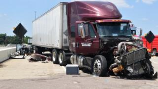 Weston truck Indianapolis crash.jpg