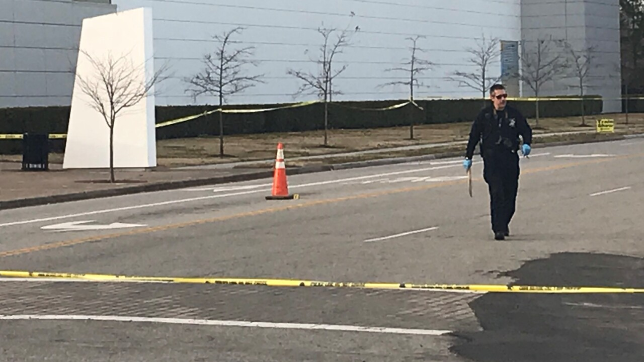 Police investigating after man found shot near Virginia Beach Convention Center