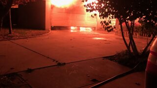 lompoc garage fire