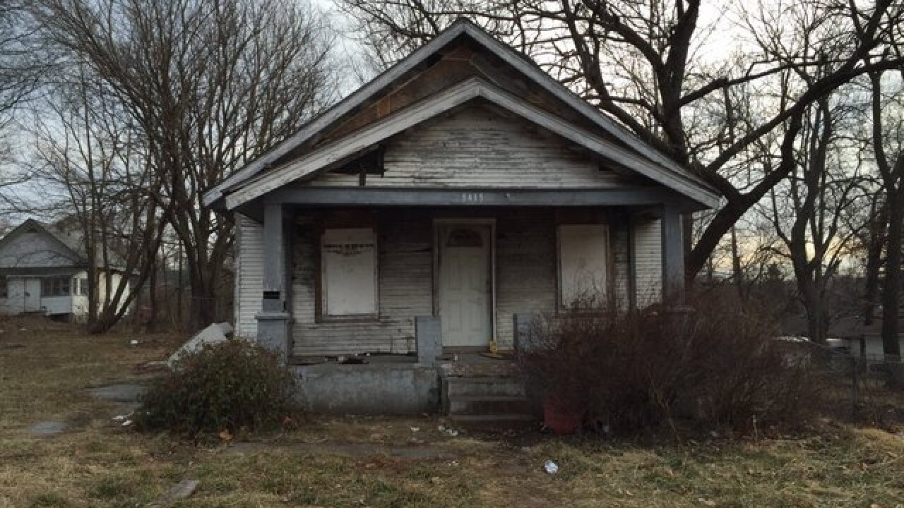PHOTOS: Blighted properties in Kansas City