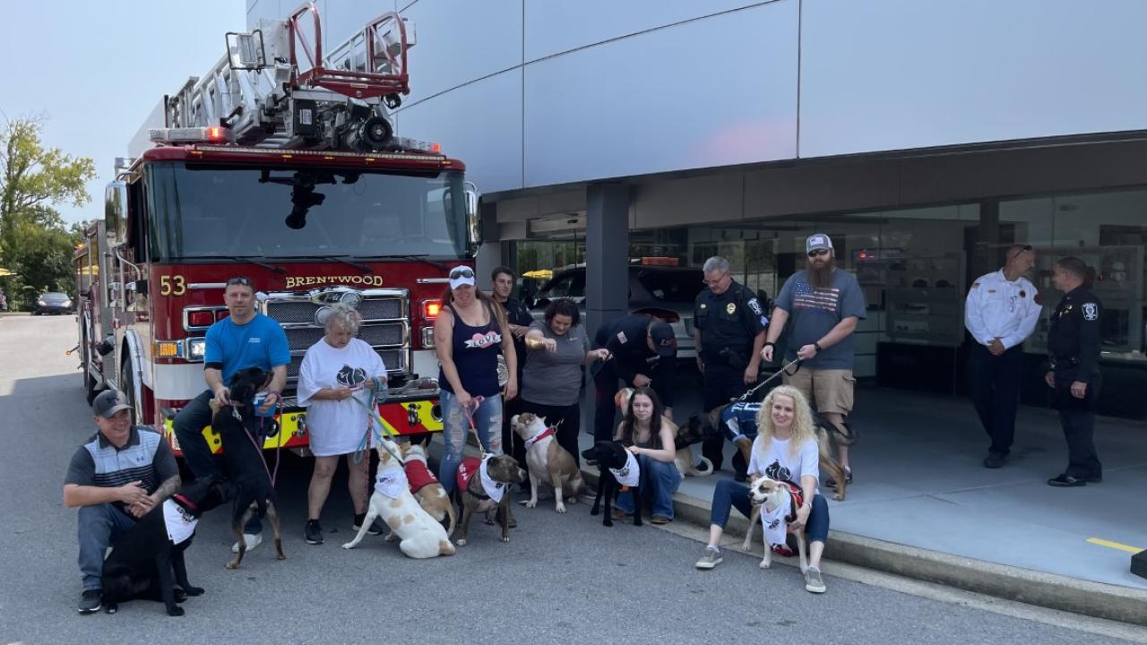 Tennessee SPCA Adoption Event