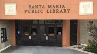 Santa Maria library