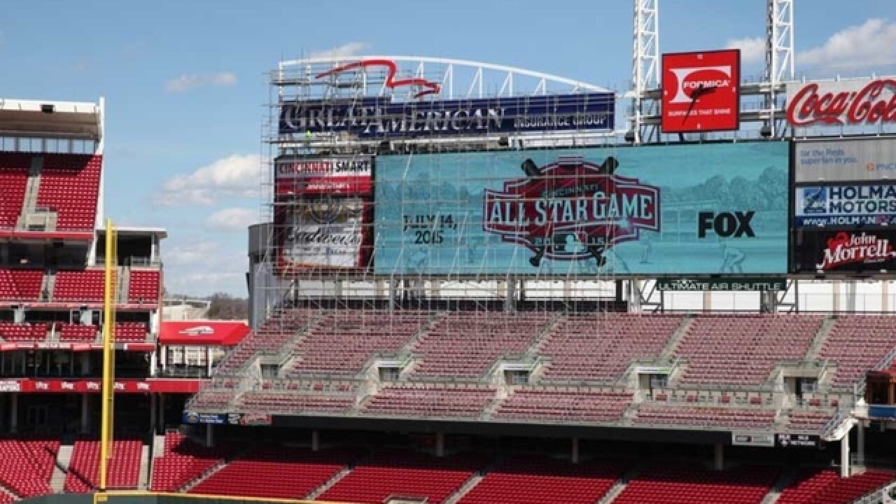 What's new at Great American Ball Park for 2015?