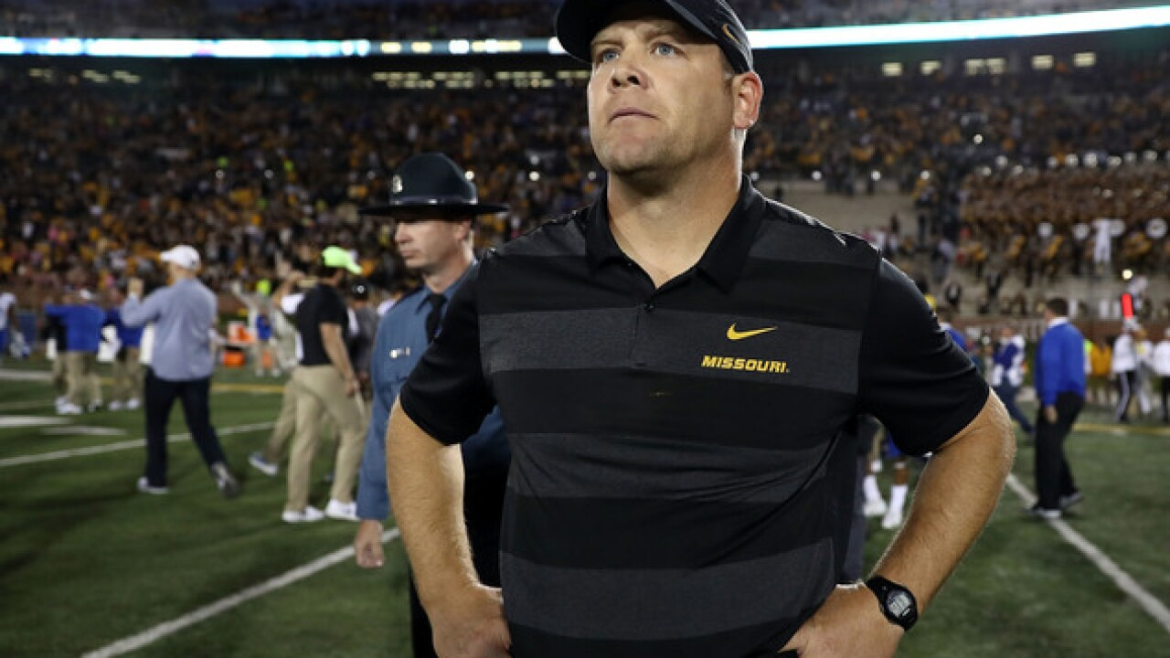 Mizzou's Barry Odom receives extension through 2024, $600,000 raise