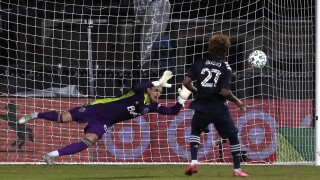 Sporting KC wins in PKs
